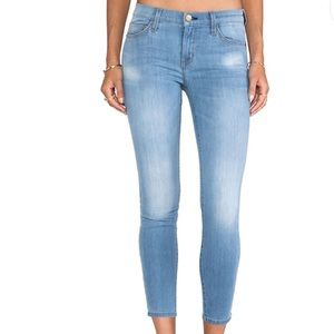 Current/Elliott stiletto jeans in sterling size 27
